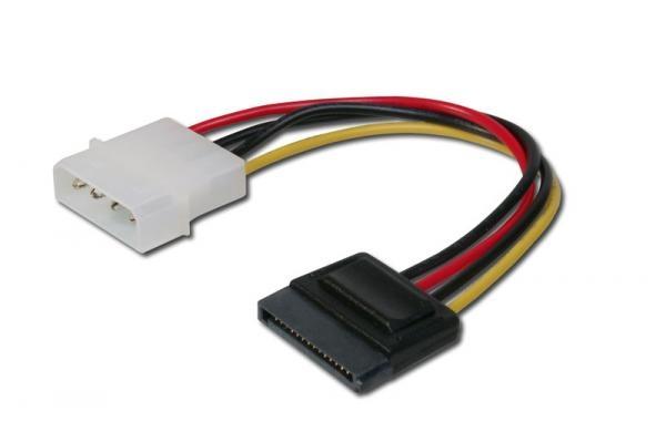 Cable De Alimentacion Para Hdd  /  Disco Duro Serial Sata K-SATA