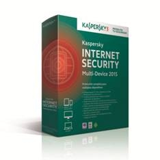 Antivirus Kaspersky Internet Security 2015 3 Usuarios Multi Device KASPERSKYIS15X3MD