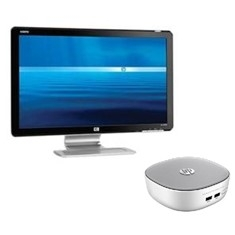 Kit Pc  +  Monitor De 23 Pulgadas Ordenador Hp 300-020ns Intel Pentium 3558u 4gb /  500gb /  Win 8.1