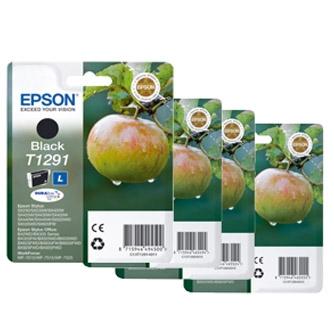 PACK 4 CARTUCHOS EPSON T129 N