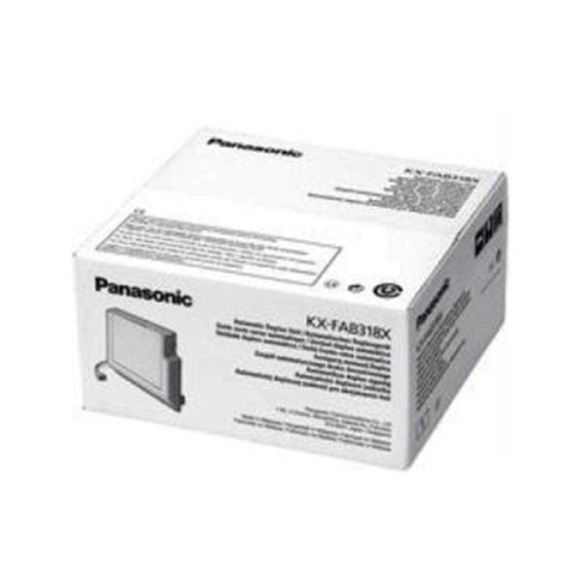 Unidad Duplex Panasonic Para Mc KX-FAB318X