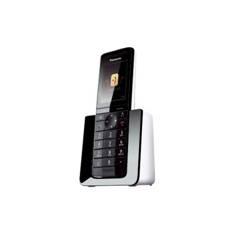 Telefono Inalambrico Digital Dect Panasonic Kx-prs110spw Diseño Premium Lcd Iluminado Blanco KX-PRS1