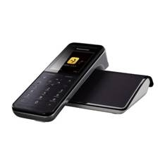 Telefono Inalambrico Digital Dect Panasonic Kx-prw110spw Premium Conexion Smartphone Lcd Iluminado K