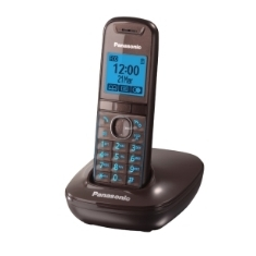 Telefono Inalambrico Digital Dect Panasonic Kx-tg5511spa, Marron Chocolate KX-TG5511SPA