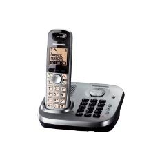 Telefono Inalambrico Digital Dect Panasonic Kx-tg6551spm Manos Libres Teclado Iluminado KX-TG6551SPM