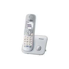Telefono Inalambrico Digital Dect Panasonic Kx-tg6811spb  Manos Libres Teclado Iluminado Plata KX-TG