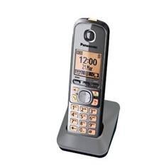 Supletorio Telefono Inalambrico Digital Dect Panasonic Kx-tga671exm Para Tg67xx Gris KX-TGA671EXM