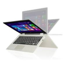 Portatil Toshiba Satellite Radius Cel N2840 11.6 Pulgadas Tactil 4gb  /  500gb   /  Wifi  /  Bt  /