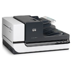 Scanner Hp Scanjet N9120 Document 600ppp X 600ppp /  Usb /  Duplex /  Adf L2683A