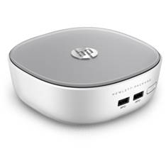 Ordenador Mini Hp 300-030ns Intel Core I3 /  4gb /  1tb /  Wifi /  Win 8.1 L2N79EA