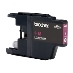 CARTUCHO TINTA BROTHER LC1240MBP MAGENTA 600