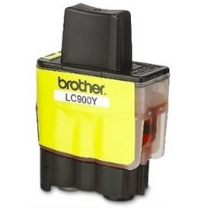 CARTUCHO TINTA BROTHER LC900Y AMARILLO 400