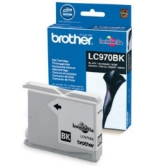 CARTUCHO TINTA BROTHER LC970BK NEGRO 350