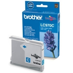 CARTUCHO TINTA BROTHER LC970C CIAN 300
