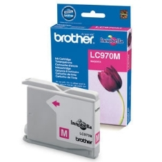 CARTUCHO TINTA BROTHER LC970M MAGENTA 300
