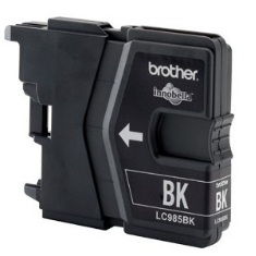 CARTUCHO TINTA BROTHER LC985BK NEGRO 300