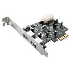 Tarjeta Pci Express X1, 2 Puertos Usb 3.0 5gbps LCS-6380