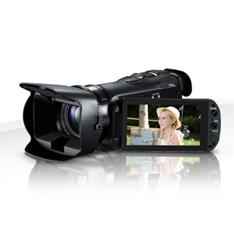 Videocamara Digital Canon Legria Hf G25 Negra Full Hd 2.37mp 10zo 40x200zd Pantalla Tactil 3 Pulgada