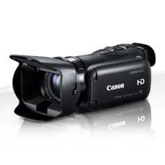 Videocamara Digital Canon Legria Hf G25 Wmv1 Full Hd 2.37mp 10zo 40x200zd Pantalla Tactil 3 Pulgadas