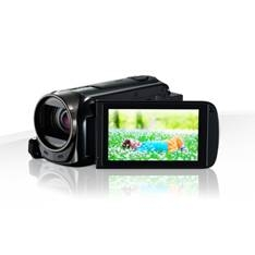 Videocamara Digital Canon Legria Hf R56 Negra Full Hd 3.28mp Za 57x Pantalla Tactil Hdmi 8gb Wifi Ki