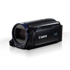Videocamara Digital Canon Legria Hf R606 Negra Full Hd 3.28mp 32zo 1140zd Pantalla Tactil 3 Pulgadas