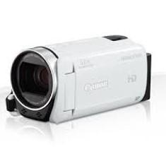 Videocamara Digital Canon Legria Hf R606 Blanca Full Hd 3.28mp Za 57x Pantalla Tactil 3 Pulgadas Hdm