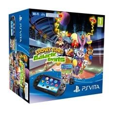 Consola Psp Vita  +  Looney Tunes LOONEYPSVITA