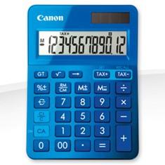 Calculadora Canon Sobremesa Ls-123k Azul LS-123KA