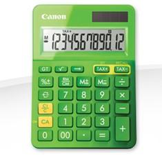 Calculadora Canon Sobremesa Ls-123k Verde LS-123KVERDE