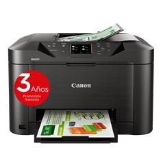 Multifuncion Canon Inyeccion Color Maxify Mb5050 Fax A4 /  23ppm /  15ppm Color /  Wifi /  Adf /  Du