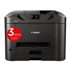 Multifuncion Canon Inyeccion Color Maxify Mb5350 Fax A4 /  23ppm /  23ppm Color /  Adf / MAXIFYMB535