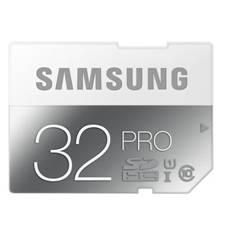 Tarjeta Memoria Secure Digital Samsung Mb-sg32d /  Pro /  32gb /  Clase 10 MB-SG32D/EU
