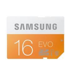 Tarjeta Memoria Secure Digital Samsung Mb-sp16d /  Evo /  16gb /  Clase 10 MB-SP16D/EU
