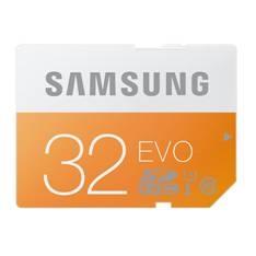 Tarjeta Memoria Secure Digital Samsung Mb-sp32d /  Evo /  32gb /  Clase 10 MB-SP32D/EU