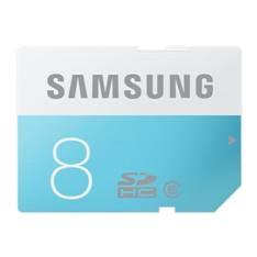 Tarjeta Memoria Secure Digital Samsung Mb-ss08d /  Std /  8gb /  Clase 6 MB-SS08D/EU