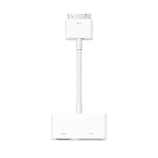 Adaptador Av Digital De Apple Para Ipad E Iphone 4s Hdmi Original MD098ZM/A