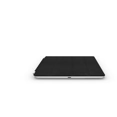 Funda De Piel Smart Cover Negro Solo Ipad V2 Y V3 MD301ZM/A