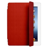 Funda De Piel Apple Roja Para Ipad 2, Ipad 3 MD304ZN/A