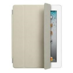 Funda De Piel Smart Cover Crema Solo Ipad V2 Y V3 MD305ZM/A