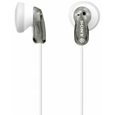 Auriculares Sony Mdre9lph Boton Gris MDRE9LPH