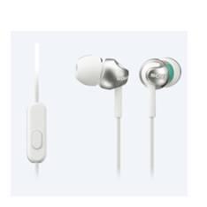Auriculares Con Microfono Sony Blanco MDREX110APW