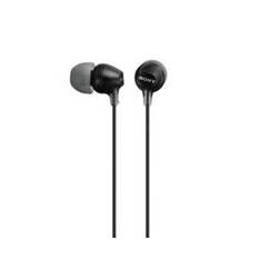 Auriculares Sony Mdr-ex15lpb Negro MDREX15LPB