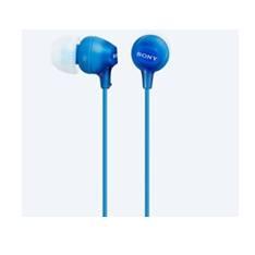 Auriculares Sony Mdrex15lpli Boton Azul MDREX15LPLI