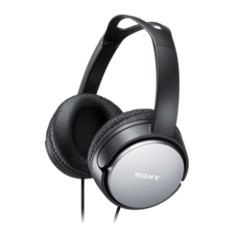Auriculares Sony Mdrxd150b Negro  /  Diadema MDRXD150B
