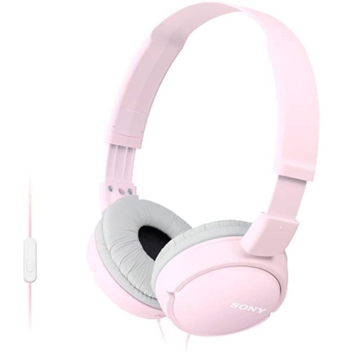 Auriculares Sony Mdrzx110app  /  Rosa  /  Pleglable  /  Microfono MDRZX110APP