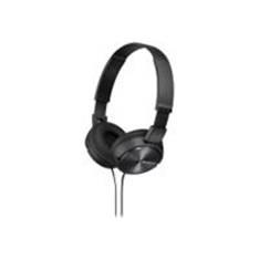 Auriculares Sony Mdrzx310b Diadema Plegable Negro MDRZX310B