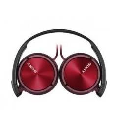 Auriculares Sony Mdrzx310r Diadema Plegable Rojo MDRZX310R