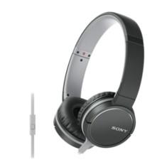Auriculares Sony Mdrzx660apb  /  Negro   /  Microfono MDRZX660APB