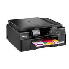 Multifuncion Brother Inyeccion Color Mfc-j650dw Fax A4 /  35ppm /  Lector Grabador Tarjetas /  Wifi