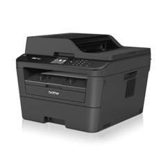 Multifuncion Brother Laser Monocromo Mfc-l2740dw Fax A4 /  30ppm /  64mb /  Usb /  Red /  Pc Fax /